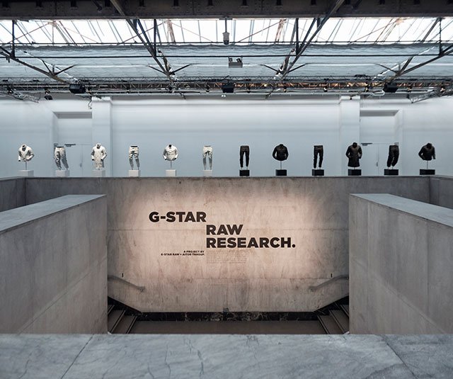 G-Star RAW Research II