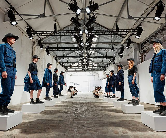 G-Star RAW Research III launched at Paris Fashion Week