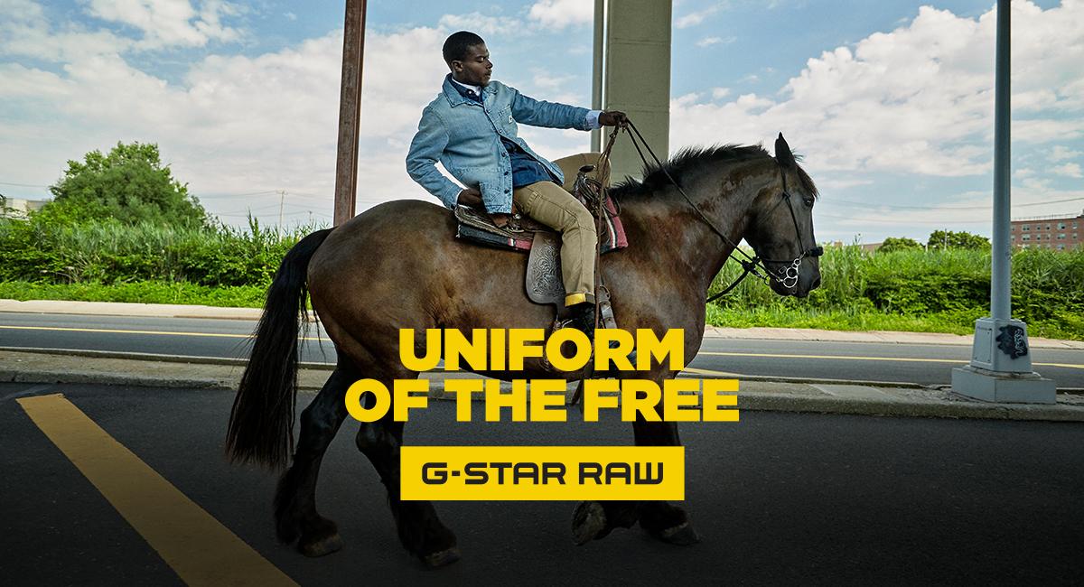 3e032d8aa3d Uniform Of The Free | G-Star RAW®