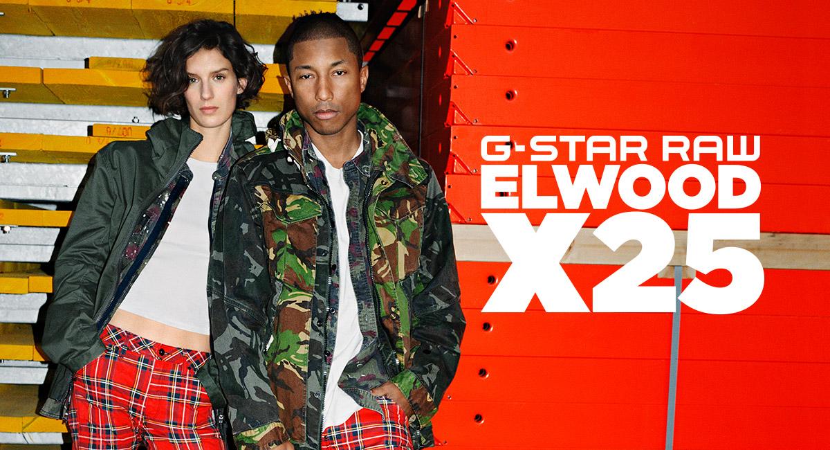 Elwood X25 | G Star RAW®